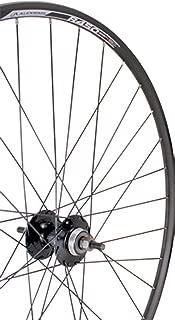 Sta Tru Black High Flange Flip-Flop Track Hub Rear Wheel (700X20)
