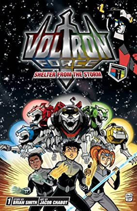 Voltron Force 1: Shelter from the Storm