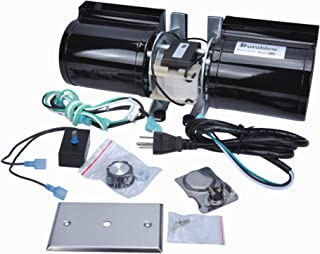 Durablow GFK-160 Fireplace Stove Blower Complete Kit for Lennox, Superior, Heat N Glo,..