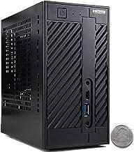 CUK AsRock DeskMini A300W Mini Desktop PC (AMD Ryzen 5 3400G + Radeon RX Vega 11, 16GB 2666MHz DDR4 RAM, 512GB NVMe SSD, N...