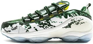 DMX Run 10 X The Predator Mens in White/Green/Scarlet/Yellow