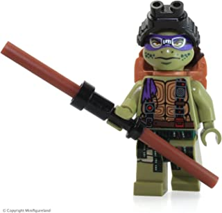 LEGO TMNT Donatello Minifigure (from Set 79117)