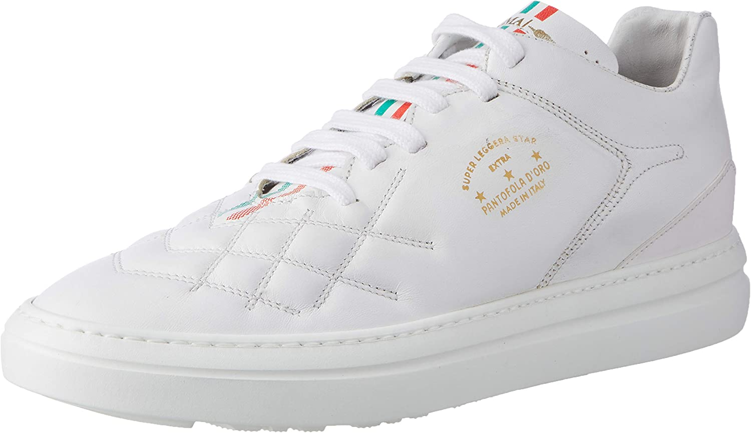 PANTOFOLA D'ORO 1886 Men's Flat OFFicial mail order Oxford Selling and selling Gymnastics