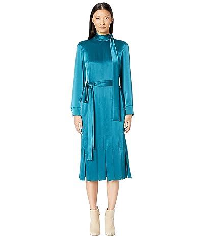 ESCADA Despera Dress (Medium Blue) Women