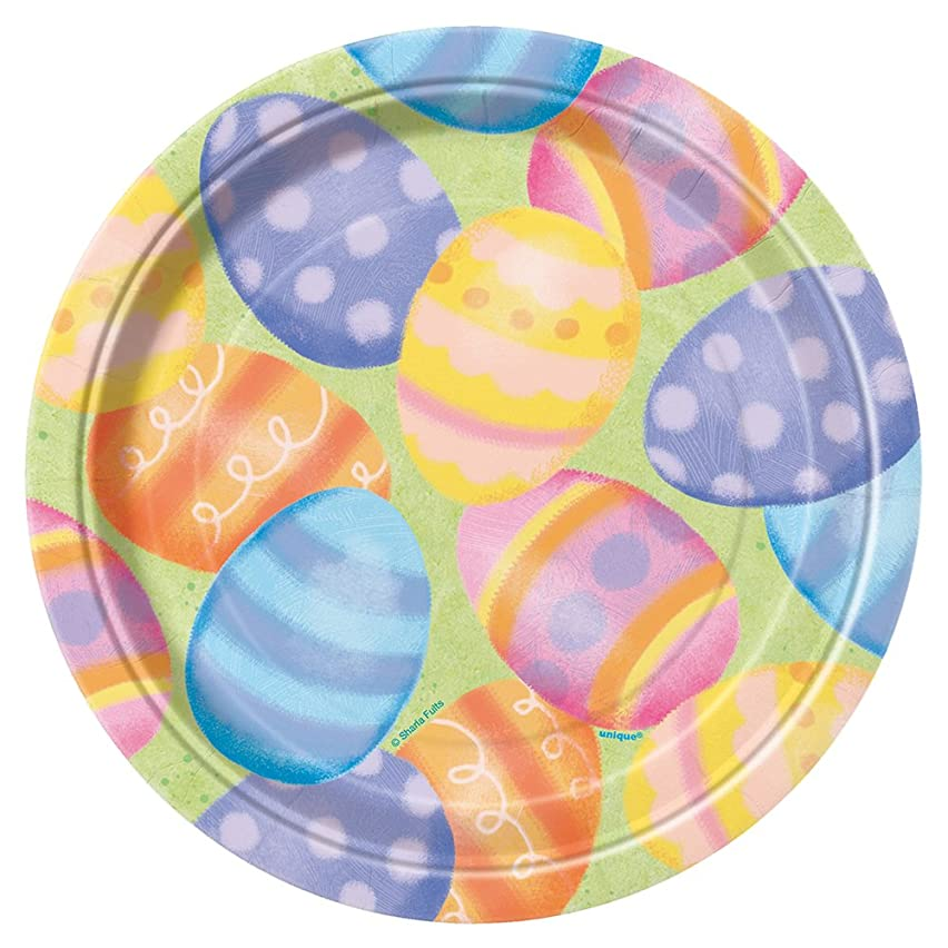 Spring Easter Dessert Plates, 8ct