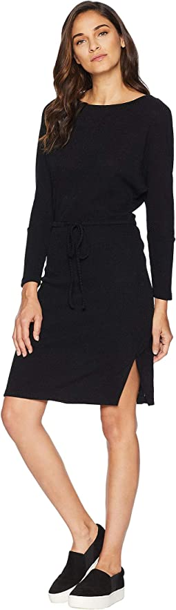 Jenilee Rib Knit Sweater Dress
