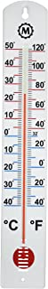 MARATHON BA030001 Vertical Outdoor Thermometer - 16-Inch
