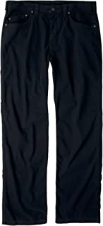 Prana Men's Bronson 30-Inch Inseam Pant, Black, 28