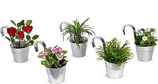 Best hanging pots balcony Reviews