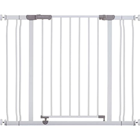 Little Chicks Winston Pressure Mounted Baby Safety Gate with Stay Open Feature, 29.5-39 inches -Model CK037