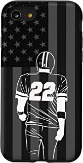 iPhone SE (2020) / 7 / 8 American Football Player Number 22 Case