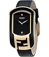 Fendi Timepieces - Chameleon Enamel 29X49mm