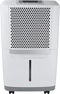 Frigidaire High 70 Pints-Per-Day Portable Dehumidifier with SpaceWise Design for..