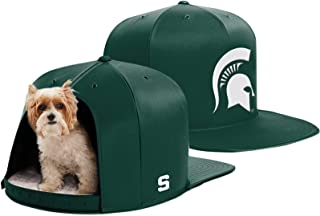 NAP CAP Michigan State University Team Indoor Pet Bed (Available in 3 Sizes)