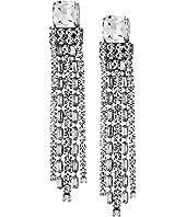 Kate Spade New York - Glitzville Chain Fringe Earrings