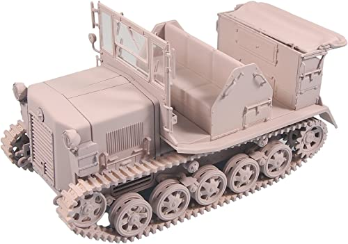 1 35 IJA Type 98 4t Tow Shike (Plastic model)