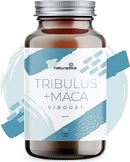 VIBOOST Tribulus terrestris + Maca andina capsulas - Booster