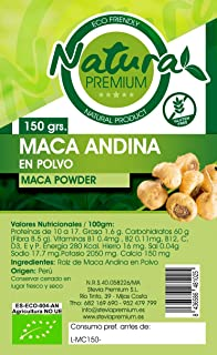 Natura Premium Maca - En Polvo 150 g ecologico
