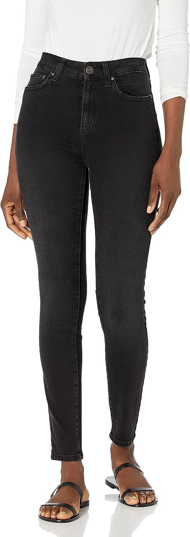 Daily Ritual Women's Standard High-Rise Skinny Jean