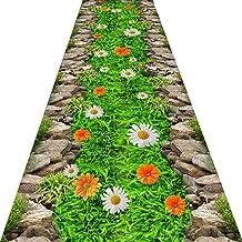 YANZHEN Hallway Runner Rugs Corridor Carpet Hall Kitchen Water Absorption Non-Slip Thickness 6mm, 0.6 M / 0.7 M / 0.9 M / ...