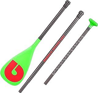 AKUA(アクア)カーボン パドル 3ピース for スタンドアップパドル ボード SUP / 166-197cm お好みのサイズに長さを調節できる