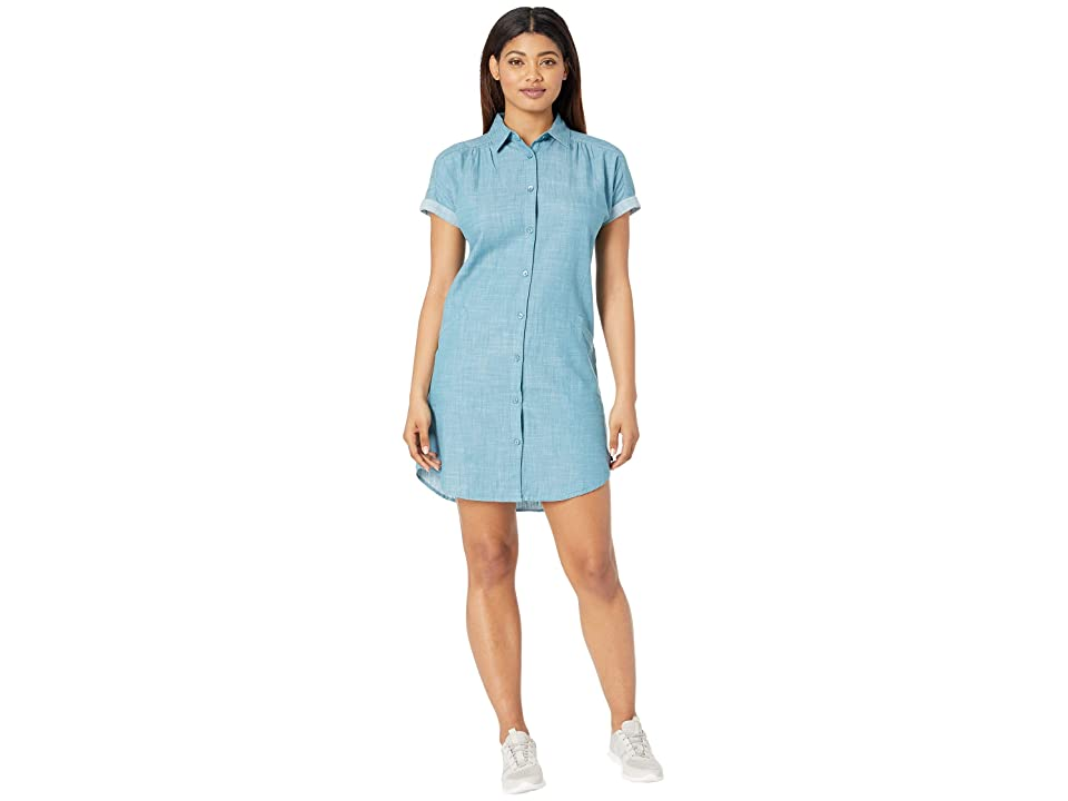 The North Face Sky Valley Dress (Storm Bluel Chambray) Women