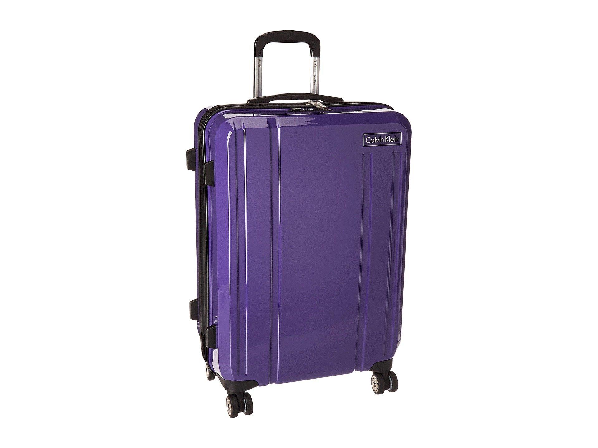 "Beacon 24"" Upright Suitcase"