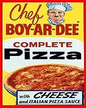 Vintage CHEF BOY-AR-DEE PIZZA MIX 2
