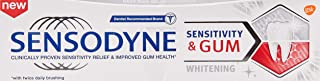 Sensodyne Sensitivity & Gum Whitening Toothpaste, 75 ml