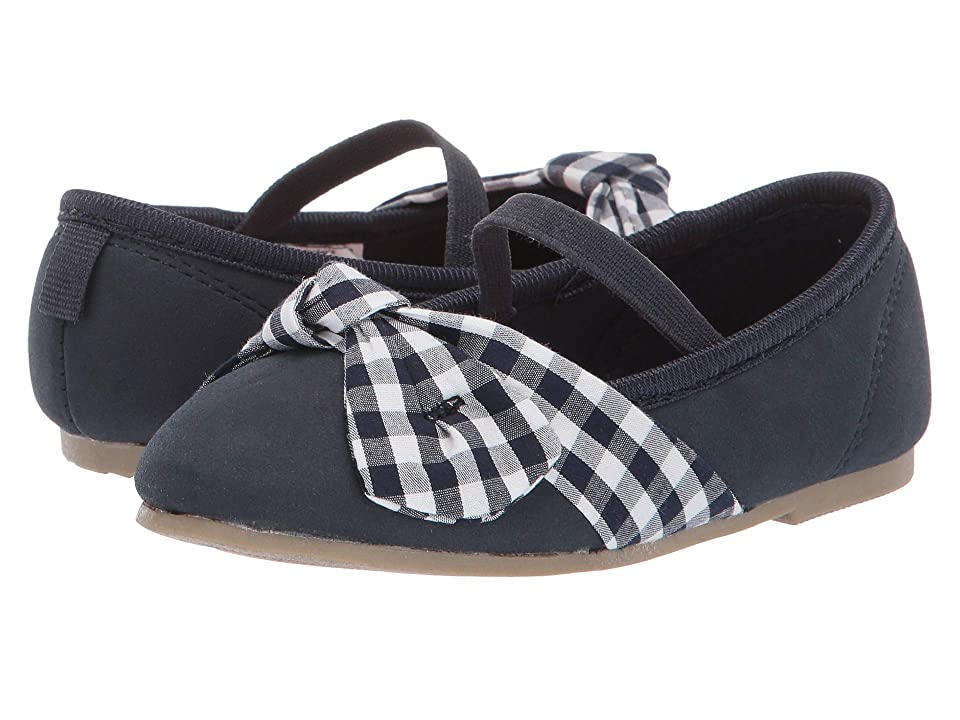 Carters Cana (Toddler/Little Kid) (Navy) Girl