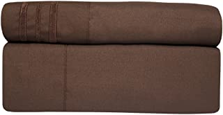 Aurora Bedding #1 1800 Series 6 Piece Bed Sheet Set with Deep Pocket-Luxury, Soft, Comfort, hpoallergenic-Same Price with ...