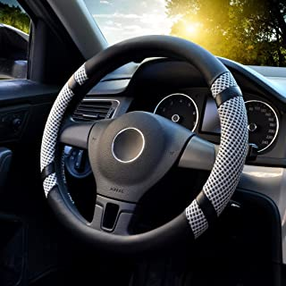 LucaSng Steering Wheel Cover,14.56