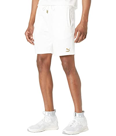 PUMA TFS Worldhood Shorts (PUMA White) Men