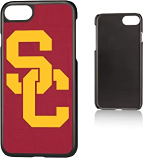 Keyscaper KSLMI7-0USC-SOLID1 Southern California Trojans iPhone 8/7 Slim Case with USC Solid Design