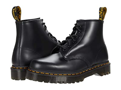 Dr. Martens 101 Bex (Black Smooth) Shoes