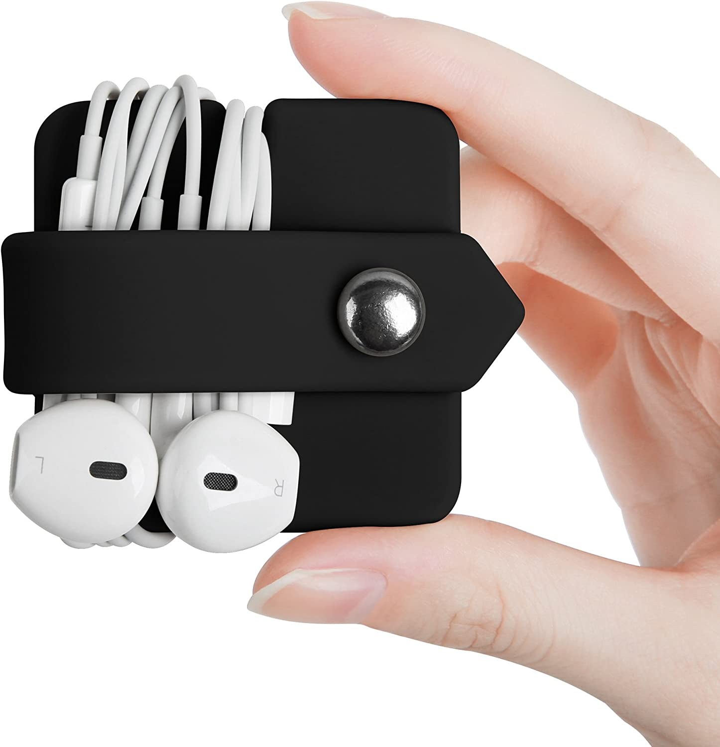 ELFRhino 70% OFF Outlet Headphone Case Cord Earbuds Earphones Organizer Limited price sale Holder