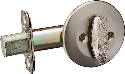 Kwikset 96630-065 663 Single-Sided Deadbolt in Satin Nickel