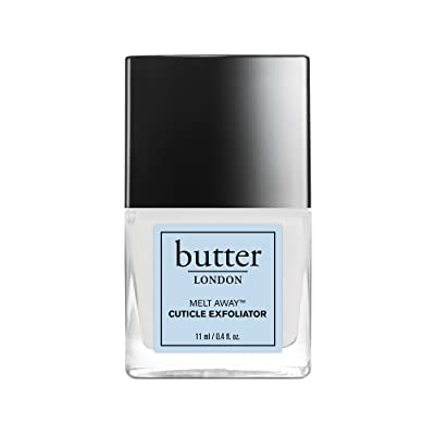 butter LONDON Melt Away Cuticle Exfoliator, cuticle remover
