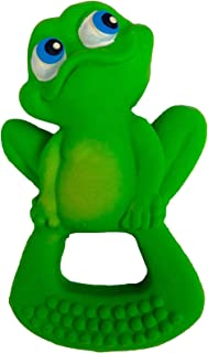 Frog Natural Rubber Teether 4