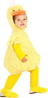 UNDERWRAPS unisex-child Underwraps Toddler's Duck Belly Babies Costume Costume (pack of 1)