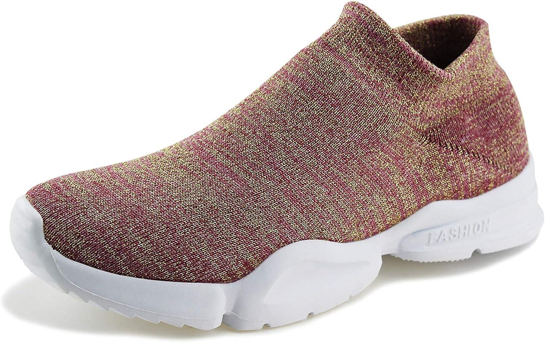 Jabasic kvinnor kvinnor kvinnor 's Knitting skor  för billigt