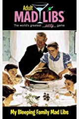 [(My Bleeping Family Mad Libs)] [By (author) Leonard Stern ] published on (October, 2012) Paperback