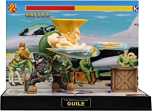 Tier1 Accessories GUILE Street Fighter LED Light and Sound Authorized Figurine - PlayStation 3;PlayStation 2;PlayStation; photo