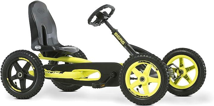 Go kart a pedali bambino berg buddy b-orange, fr unique (vita fabricant: 0) 24.20.65.00