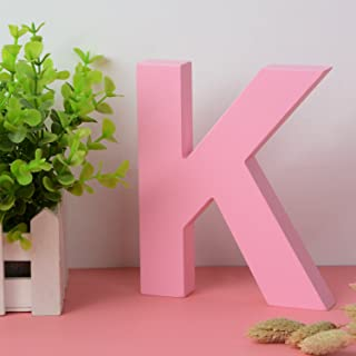 Best pink letters for wall Reviews