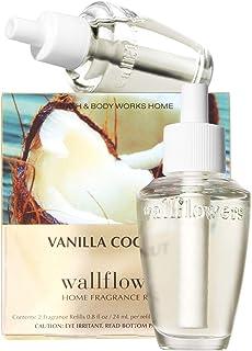 Bath And Body Works Mahogany Coconut Wallflowers Refill 24ml - WARM + COMFORTING