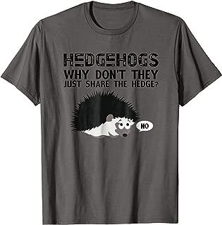 Best hedgehog shirt share the hedge Reviews