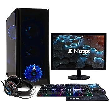 NITROPC - PC Gaming Pack Bronze Rebajas | PC Gamer (CPU Ryzen ...