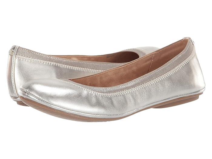 Bandolino  Edition (Platino Leather) Womens Flat Shoes