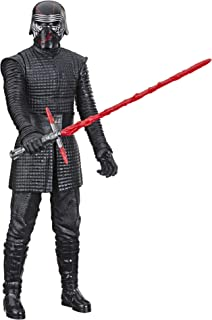 """Star Wars Hero Series The Rise of Skywalker Supreme Leader Kylo Ren Toy 12"""" Scale Action Figure, Toys for Kids Ages 4 & Up"""